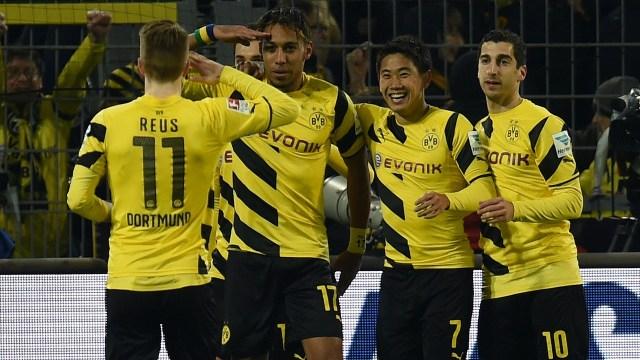 Reus and I are like brothers - Borussia Dortmund star Aubameyang | Goal.com