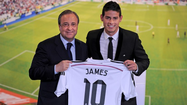 Why €80m James Rodriguez failed to become Real Madrid's next great  Galactico | Goal.com