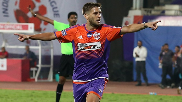 ISL 2018-19: FC Pune City's Emiliano Alfaro - We will give our best, I promise | Goal.com