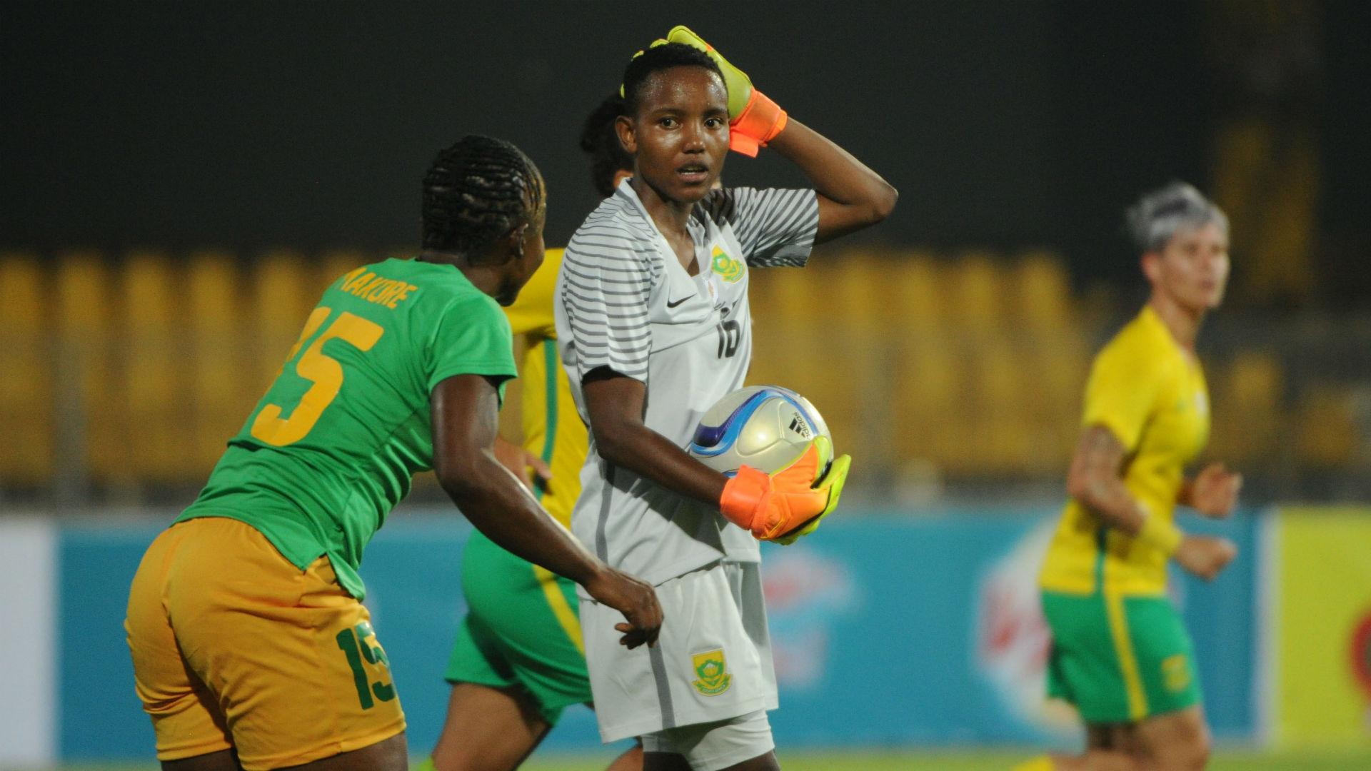 Andile Dlamini headlines Banyana Banyana's provisional squad for Cosafa Women's Cup