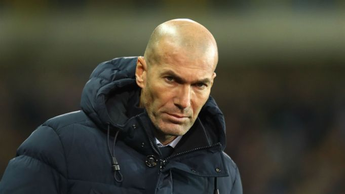 I Respect Mbappe Because He Plays For Psg Zidane Reveals