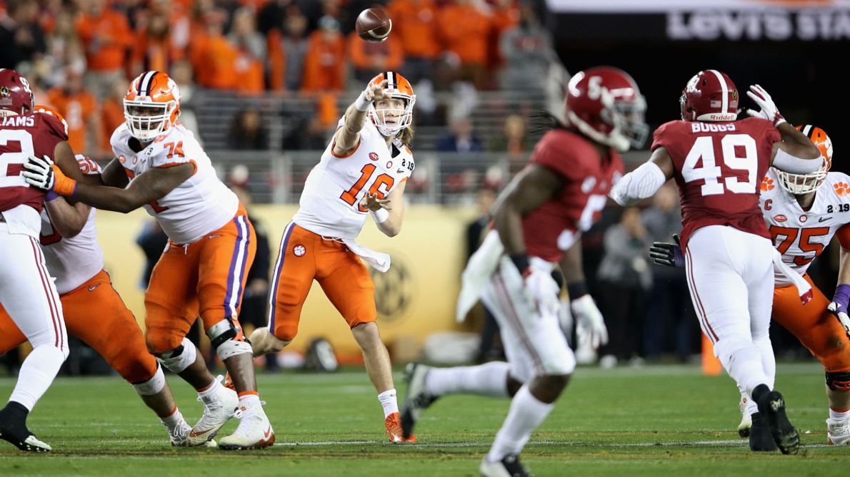 CFP championship: Three takeaways from Clemson's win   Sporting News