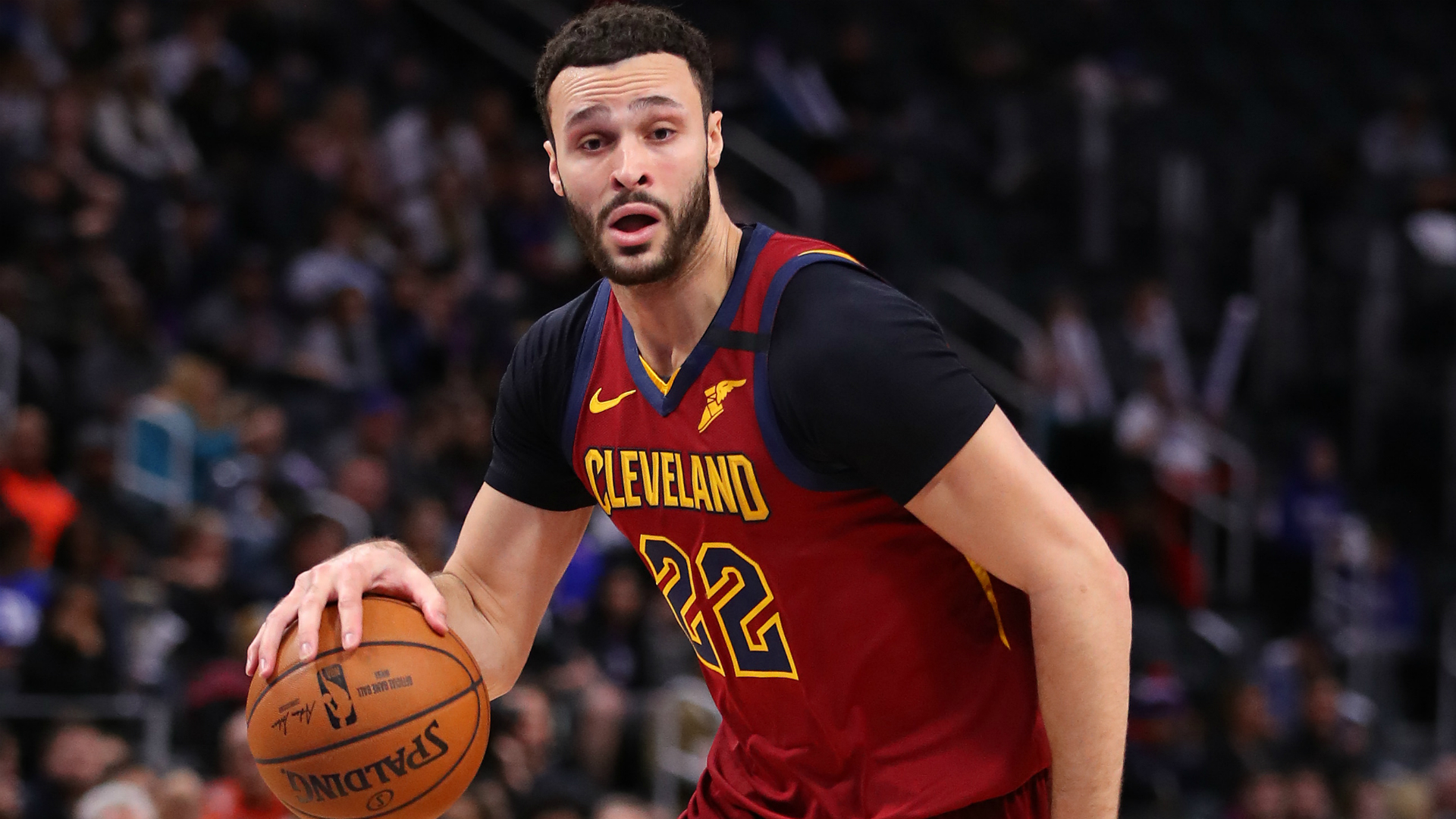 NBA must crown champion, says Cavaliers' Larry Nance Jr.