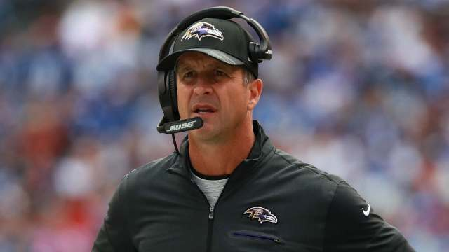 Image result for john harbaugh""