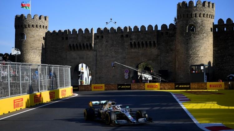 Baku Circuit