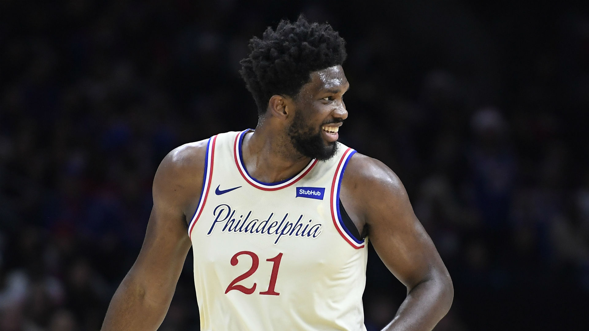 Photo of 76ers coach says nobody has labored more durable than Joel Embiid forward of NBA's return