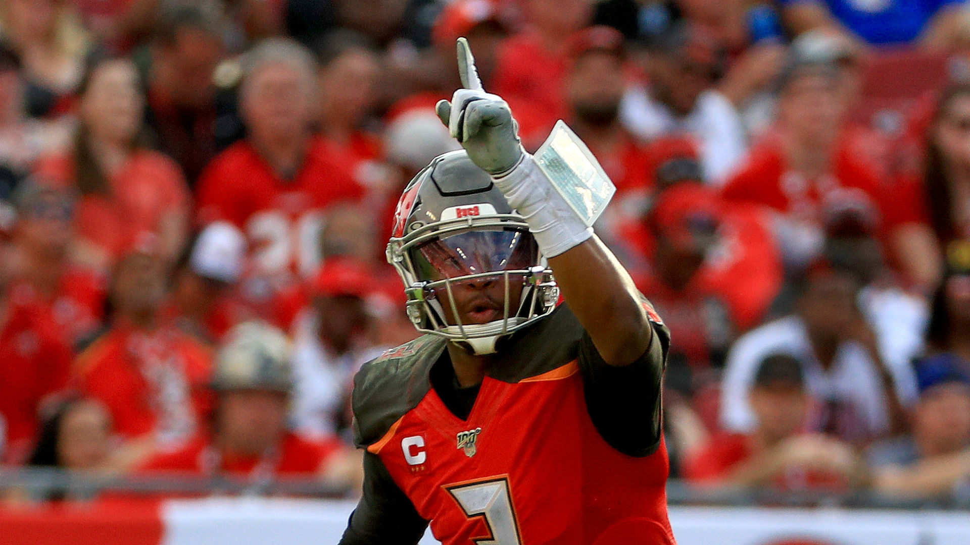 'Humbled' Jameis Winston eager to work, learn with Saints