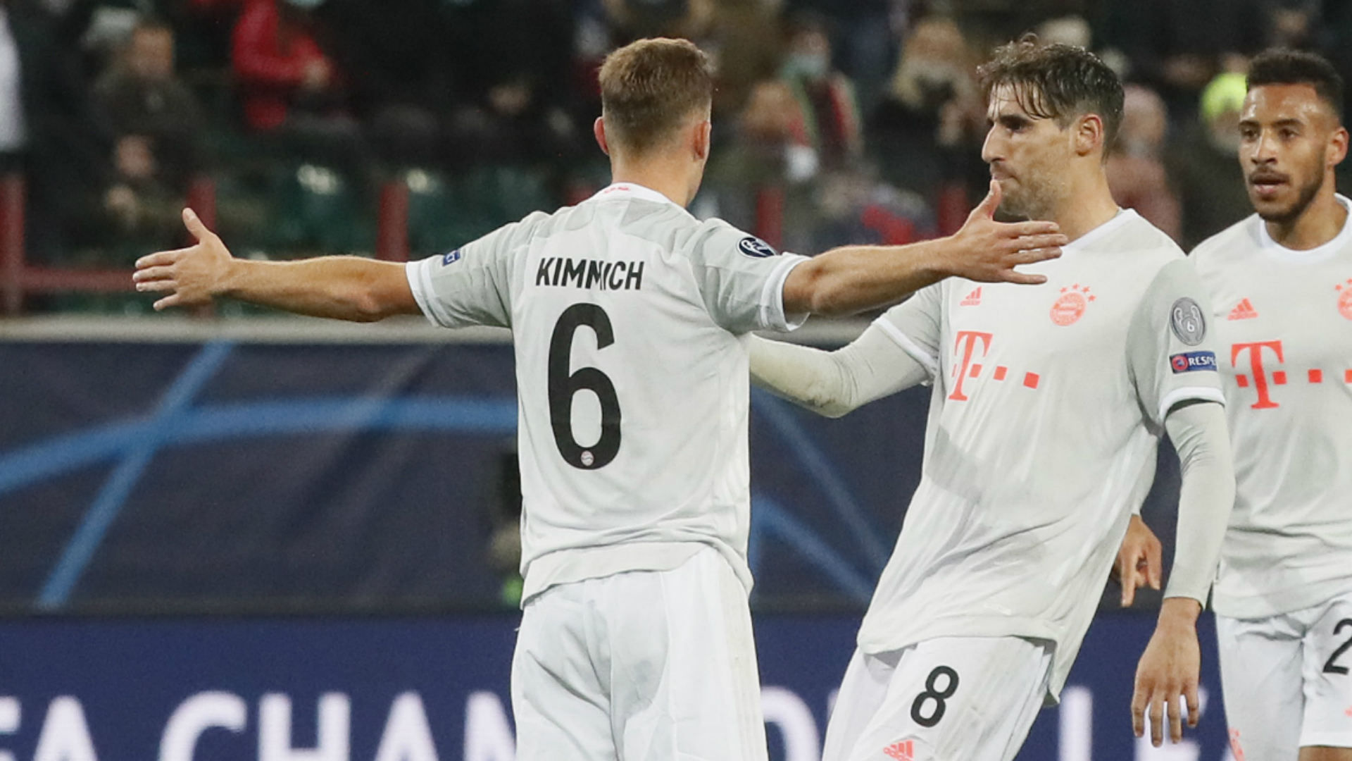 Lokomotiv Moscow 1-2 Bayern Munich: Kimmich spares defending champions' blushes with late winner