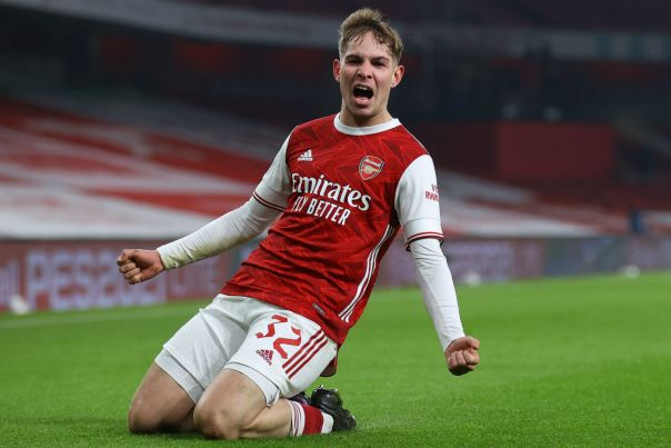 Arsenal 2-0 Newcastle United (aet): Emile Smith Rowe sends below-par  Gunners into fourth round | Goal.com