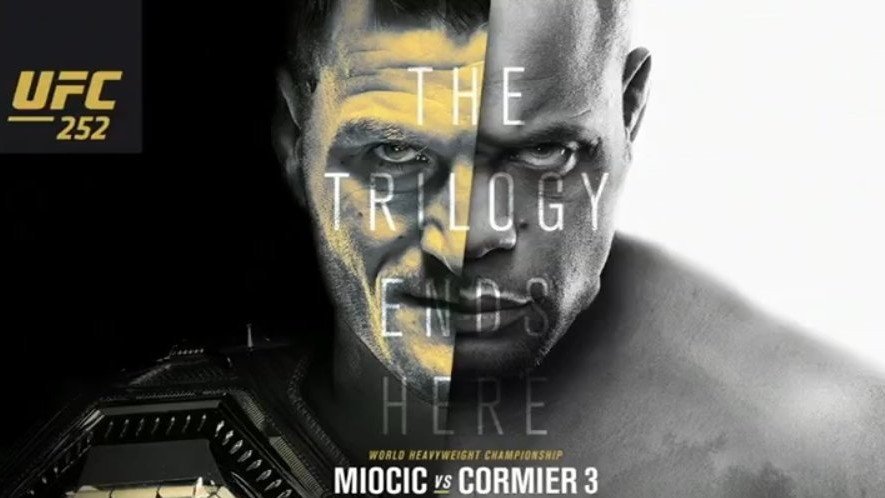 When is UFC 252: Miocic vs Cormier 3 - how to watch in ...