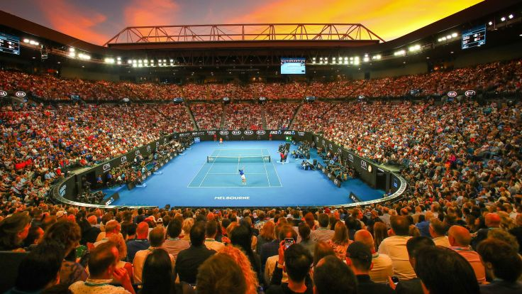 Image result for 2020 austrlain open""