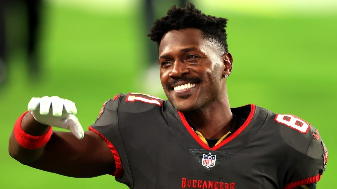 Antonio Brown injury updates: Will the Buccaneers WR play in Super Bowl 55?