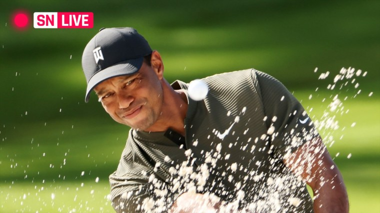 Tiger Woods Live Score Results Highlights From Friday S Round 2 At The Masters Go Travel Blogger