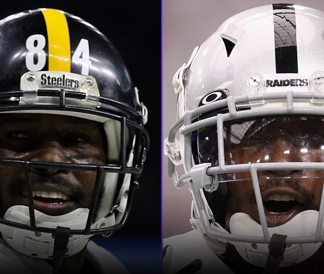 Explaining Antonio Browns Helmet Issue What Are The Nfls Rules