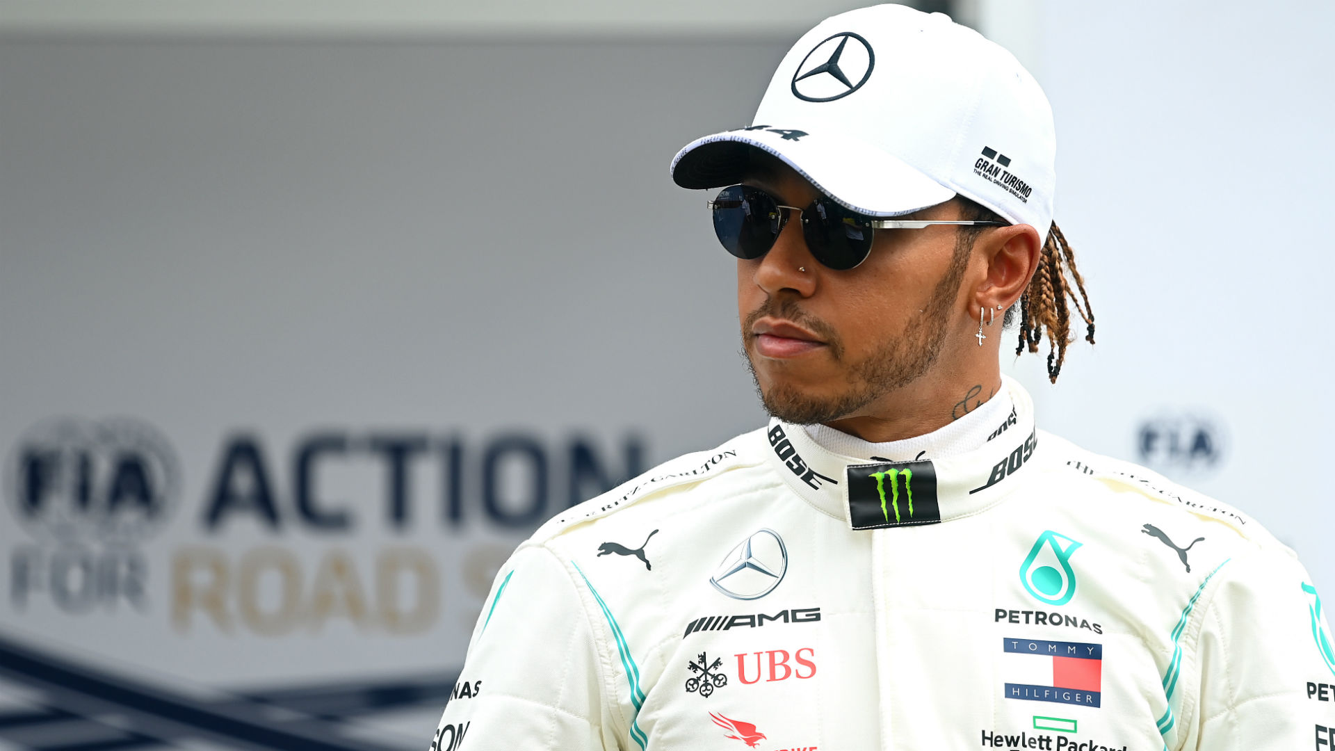 Lewis Hamilton rips 'white-dominated' F1 for silence amid protests of George Floyd's murder