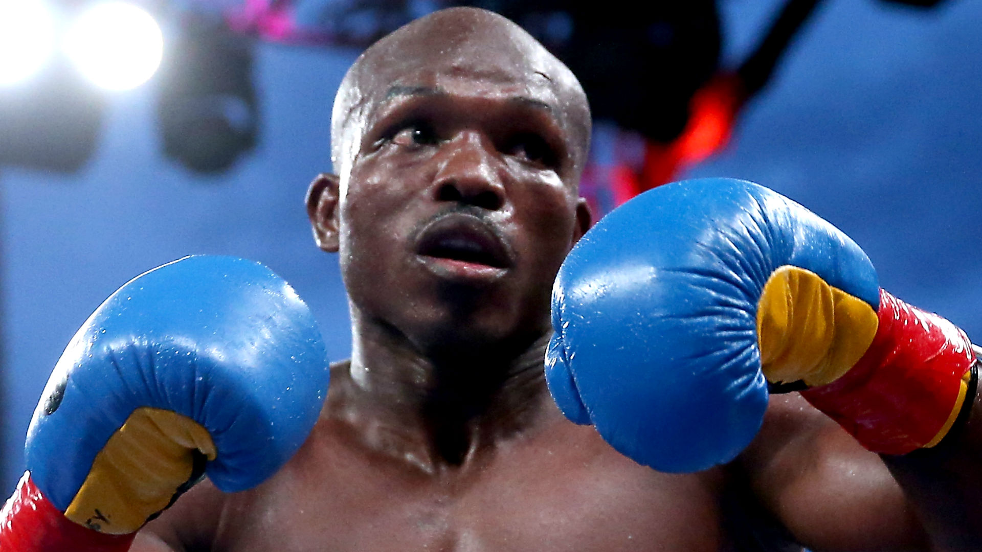 Photo of Timothy Bradley reveals harrowing encounter with police during ESPN boxing broadcast