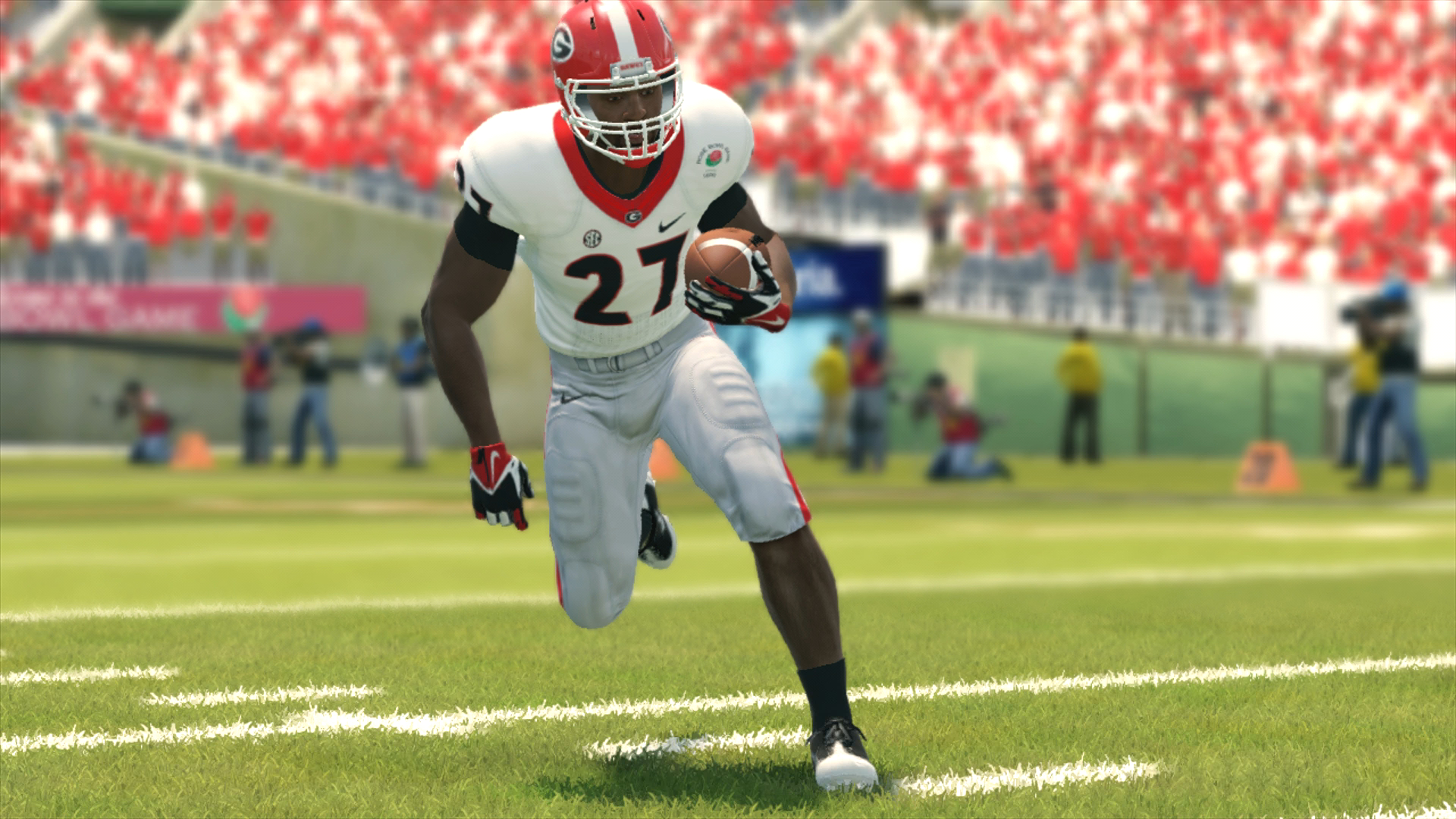 'NCAA Football' video game made unlikely by NIL recommendation