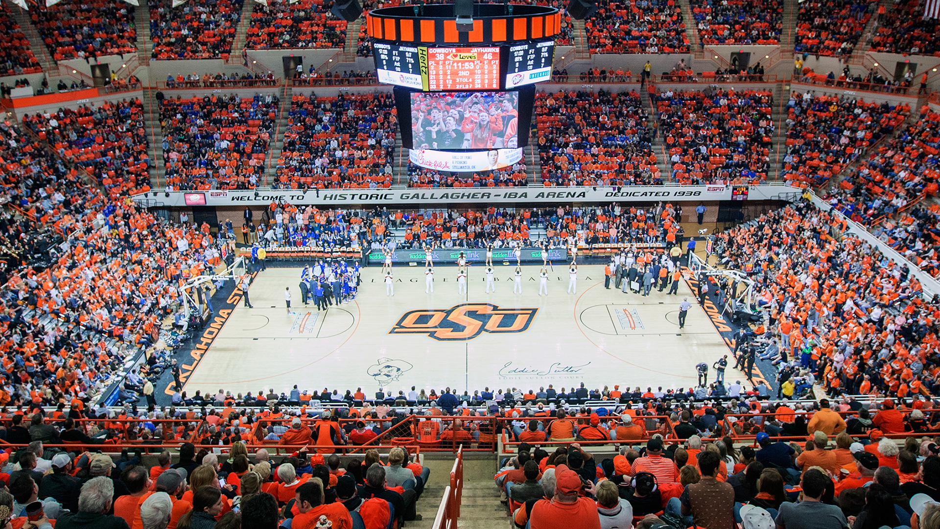 Photo of Oklahoma State Gets End of Season Ban, 3 Years Probation and Other NCAA Sanctions