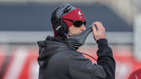 Former player sued Nick Rolovich, Washington State Coach Who opted out of 2020
