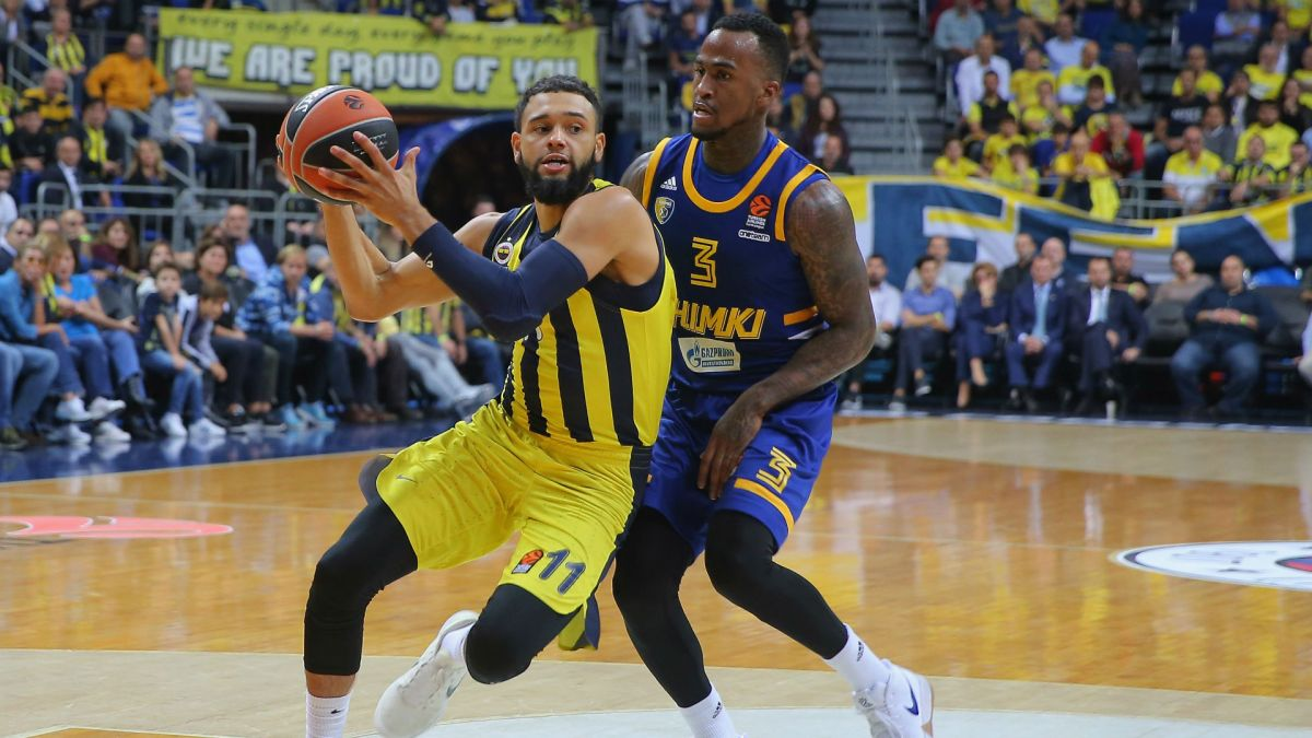 Former NBA guard Tyler Ennis suffers gruesome leg injury in Turkish league game | Sporting News