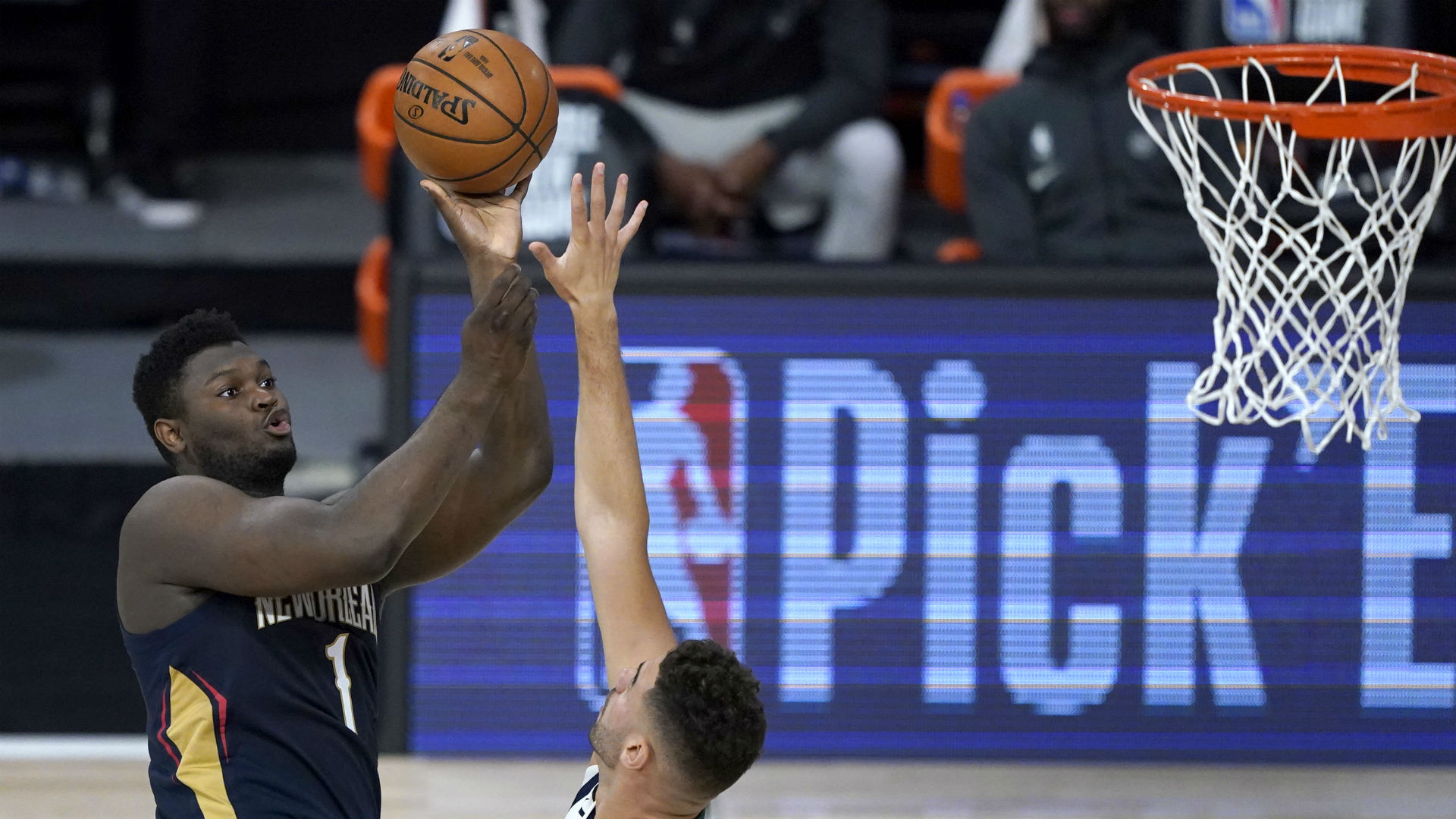 Why didn't Zion Williamson play more minutes vs. Jazz ...