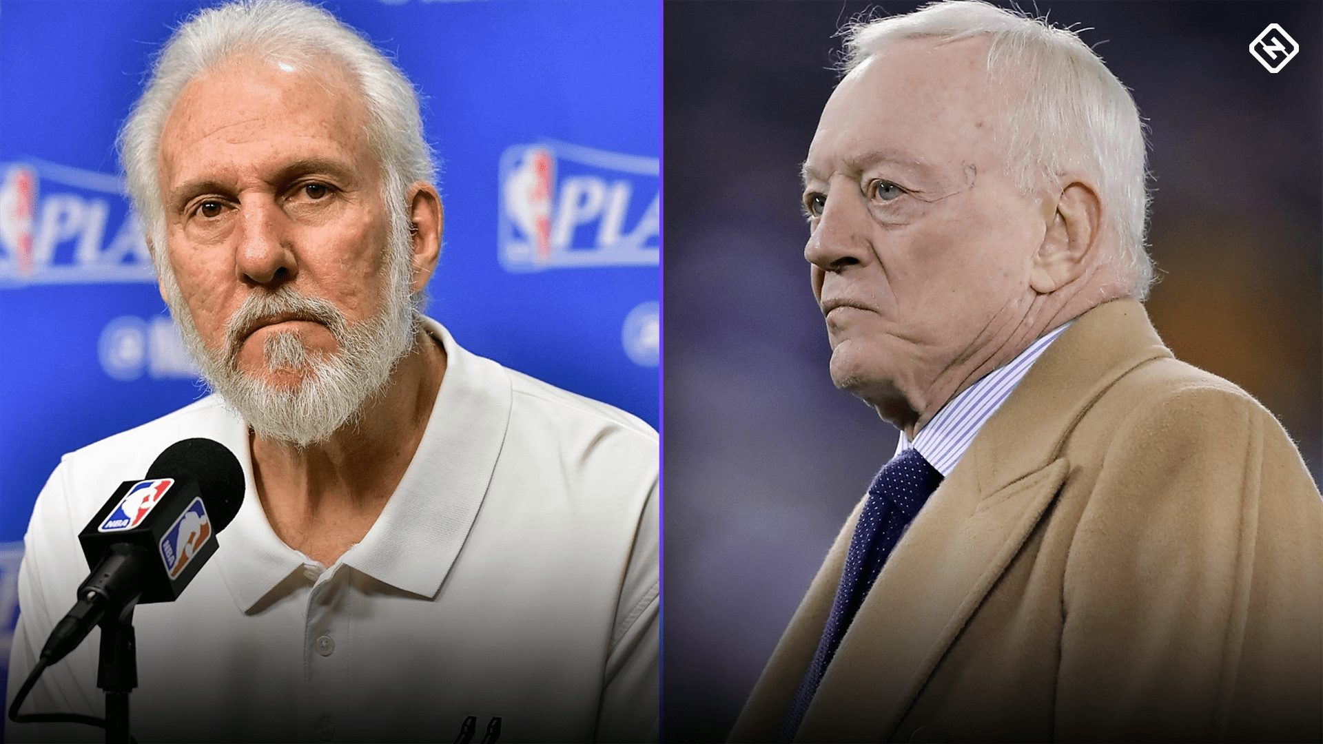 Photo of Spurs' Greg Popovich takes aim at Roger Goodell, 'hypocritical' NFL owners