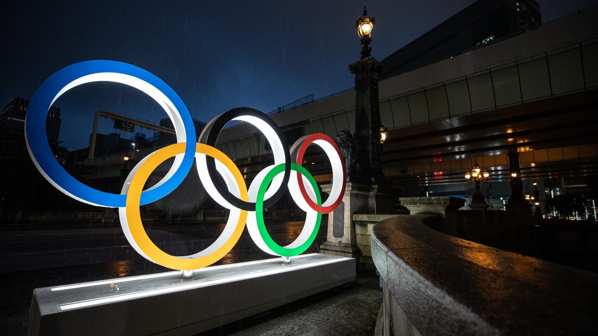 tokyo olympics 071421 getty