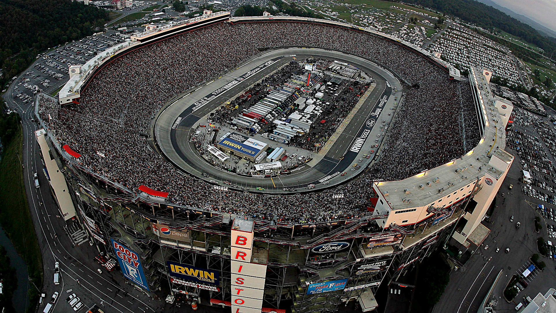 NASCAR at Bristol live race updates, results, highlights from the Supermarket Heroes 500