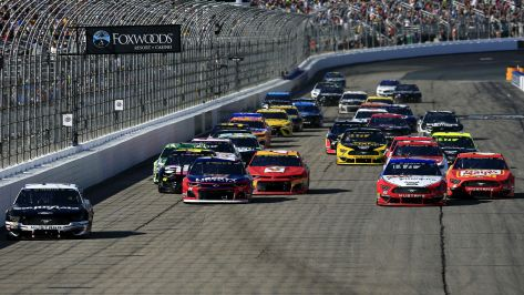 NASCAR at New Hampshire: Starting order, pole for Sunday's race without qualifying