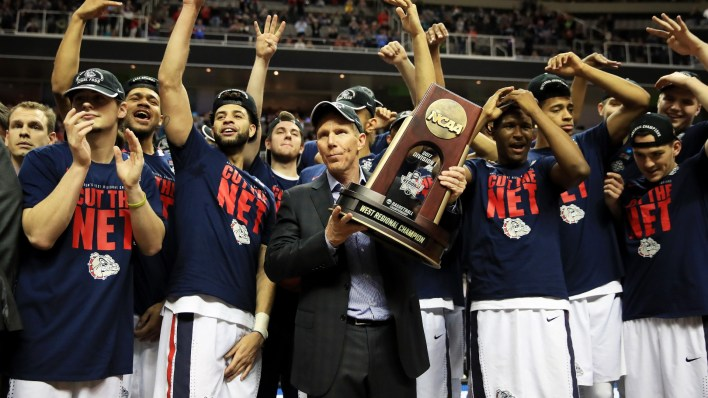 mark few gonzaga 031721 getty