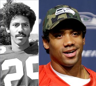 want to know russell wilson first learn about his father sporting news