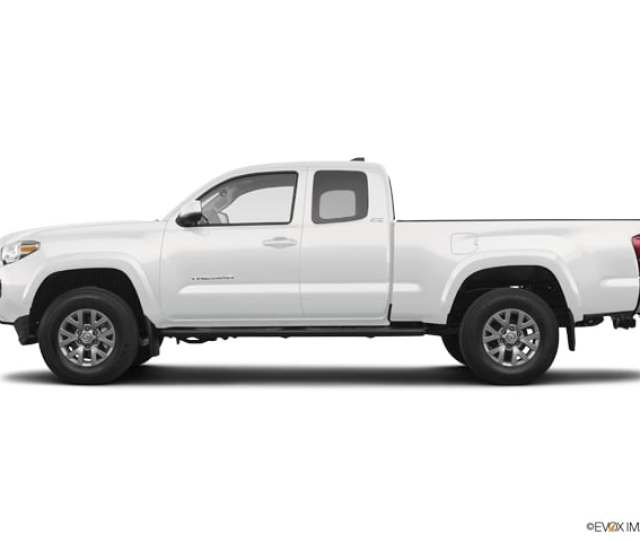New  Toyota Tacoma Sr Special Edition Truck Double Cab In Laredo Tx