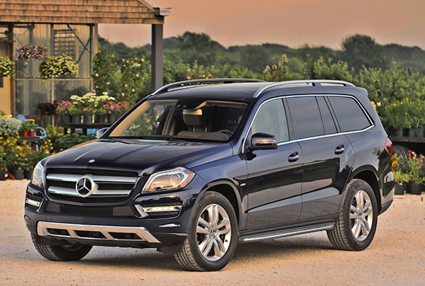 2016 Mercedes-Benz GL-Class | Boston Mercedes-Benz Reviews ...