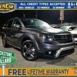 Sold 2016 Dodge Journey Crossroad Plus In Fresno