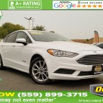 Used 2017 Ford Fusion Hybrid Se In Fresno