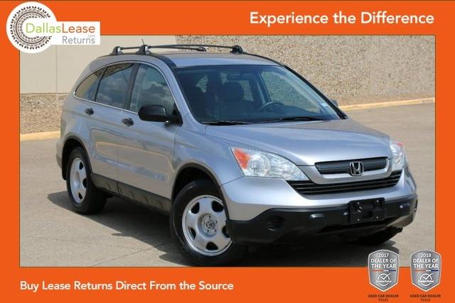 2008 honda cr v lx dallas lease returns