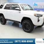 Sold 2016 Toyota 4runner Trd Pro Navigation In Houston
