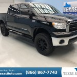 Sold 2013 Toyota Tundra Grade Lifted Sr5 Pkg Tss Pkg Leather In Webster