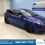 Sold 2013 Ford Focus St Leather Navi Heat Seats In Webster
