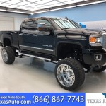 Sold 2015 Gmc Sierra 2500hd Denali Lifted Navi Roof American Force In Webster