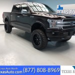 Sold 2020 Ford F 150 Platinum Lifted Pano Rear Cam Navi In Houston