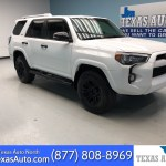 Sold 2016 Toyota 4runner Sr5 Premium Rear Cam Roof Leather Heat Seats In Houston
