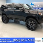 Sold 2018 Toyota 4runner Trd Off Road Premium Lifted Navi Roof In Webster