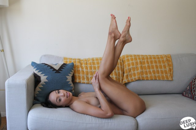 deeplush.com - Alexis Tae: Natural Bliss