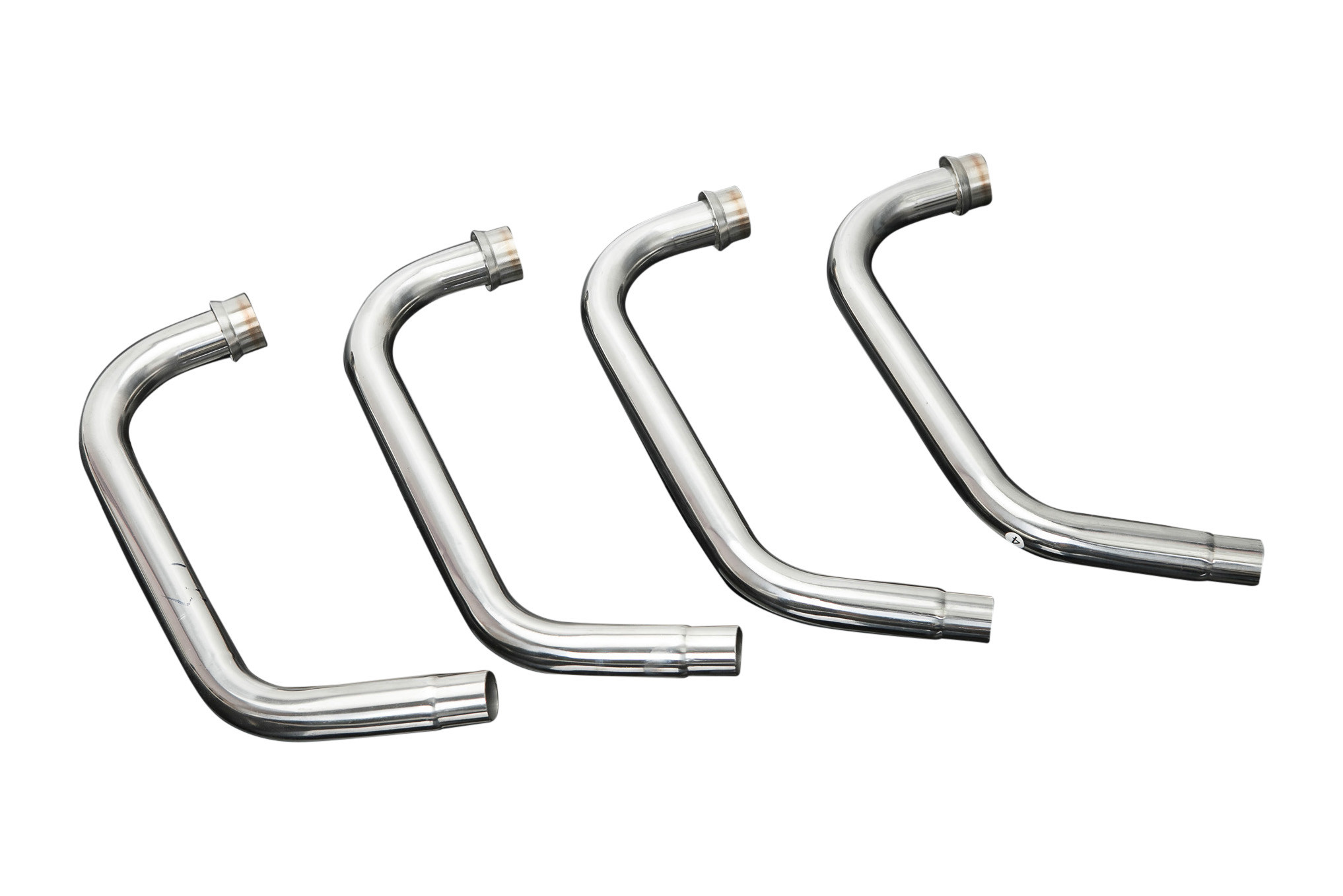 Stainless Steel Downpipes Header Exhaust Manifold Yamaha Xjr 04 05 06