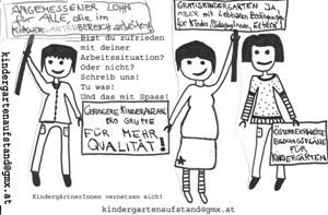 Kindergartenaufstand