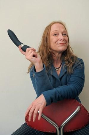 """""""Die Klitoris ist die Königin der ganzen Geschichte"""", sagt Margarete Grabner."""