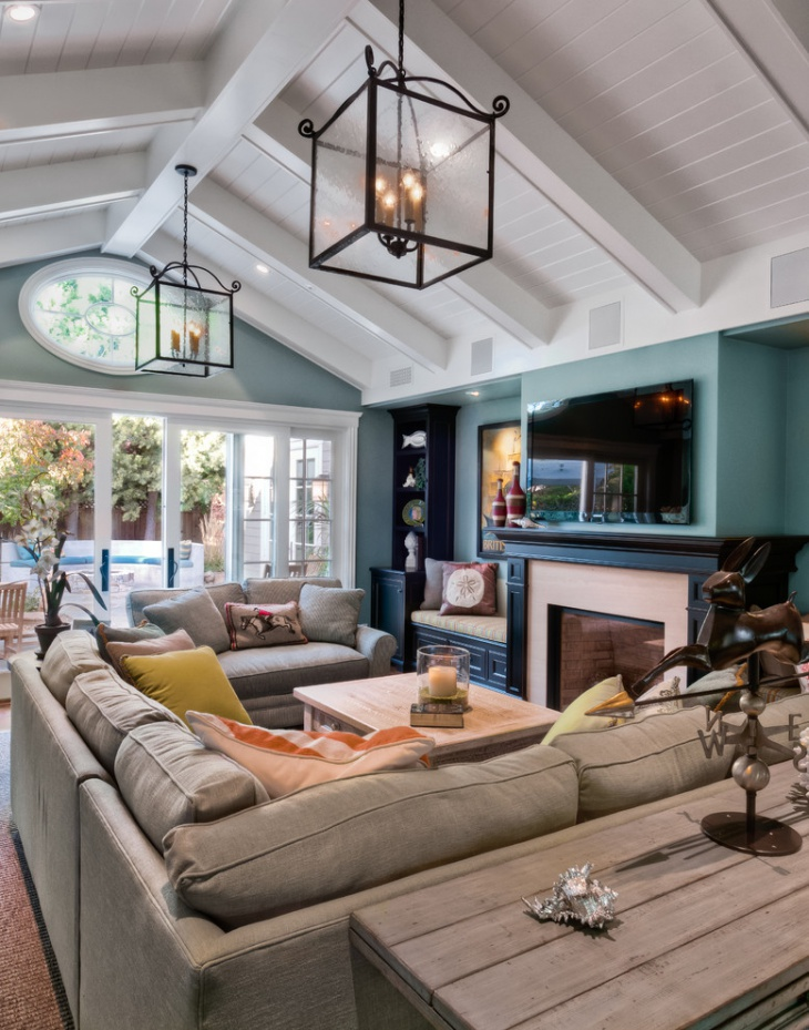 Make it the best it can be with inspiration and ideas from these 55 living rooms we love. 19+ Blue Living Room Designs, Decorating Ideas | Design ...