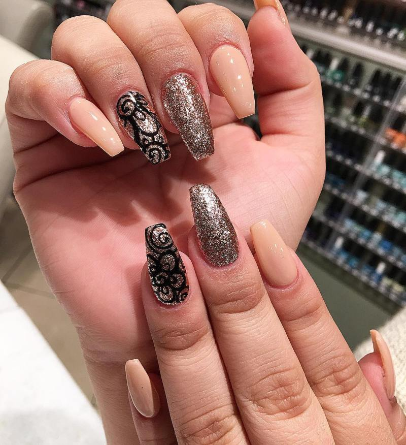 Summer Nail Designs For Long Nails | Holliddays.co