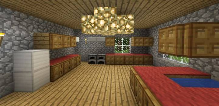 minecraft kitchen designs.  minecraft cabinet Scifihits com on bar design chairs modern Great Kitchen Minecraft Design Bar Chairs